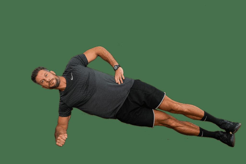 Side Plank Hip Dips 20 Each Side Sam Wood Best Ab