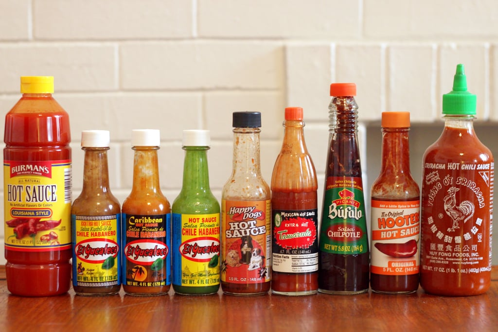Latin American Hot Sauces