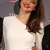 Miranda Kerr Looks White Hot to Bring Aussie Brands Together