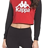Kappa Authentic Crop Sweatshirt