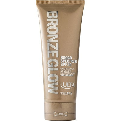 Ulta Bronze Glow Tinted Sunless Lotion