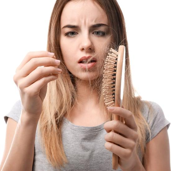 تساقط الشعر قد يكون عَرَضَاَ طويل الأمد لكوفيد-19