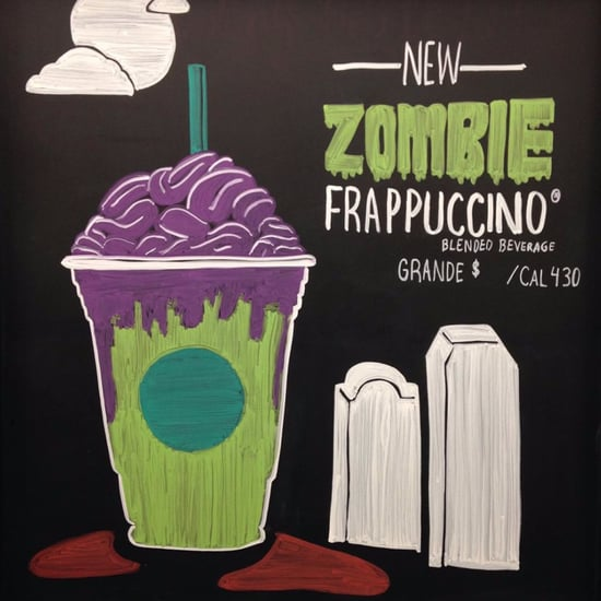 What Is the Starbucks Zombie Frappuccino?