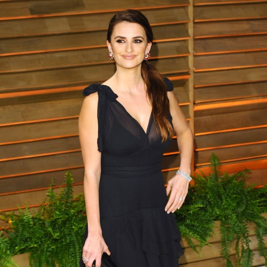 Penelope Cruz H&M Dress at Oscars Party