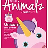 Pretty Animalz Unicorn Antiblemish Sheet Mask
