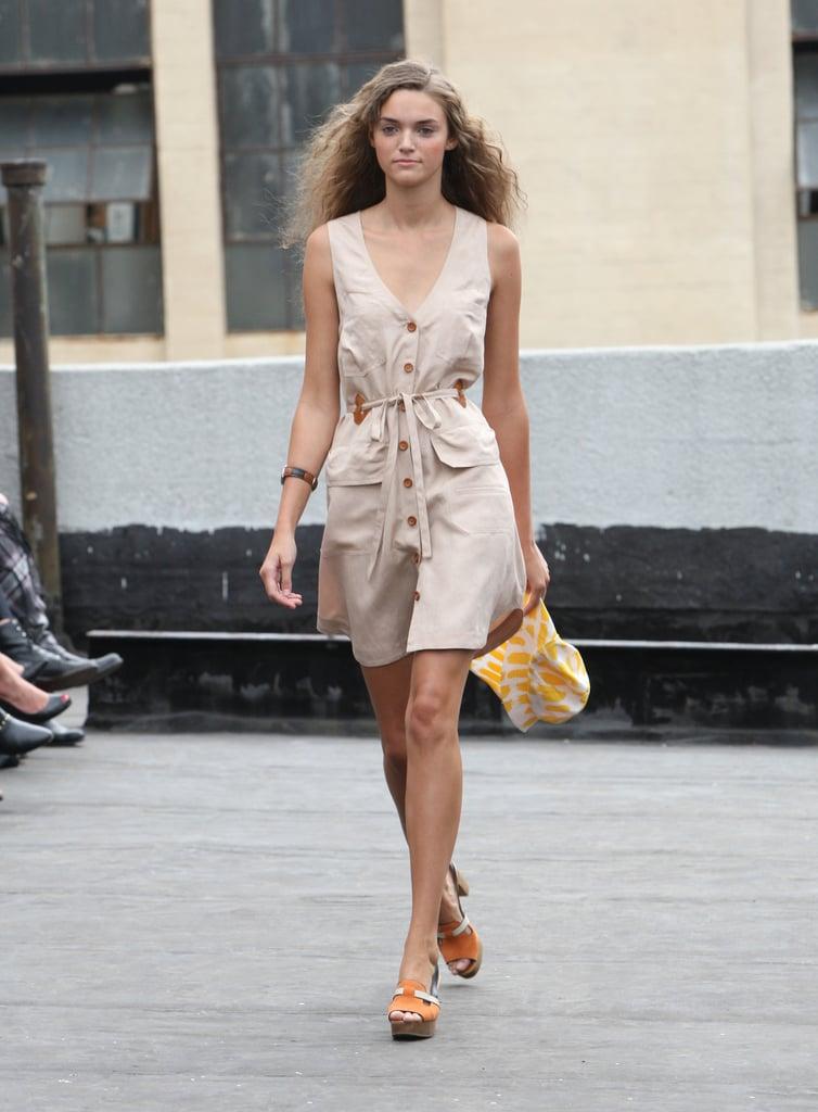 New York Fashion Week: Rachel Comey Spring 2010