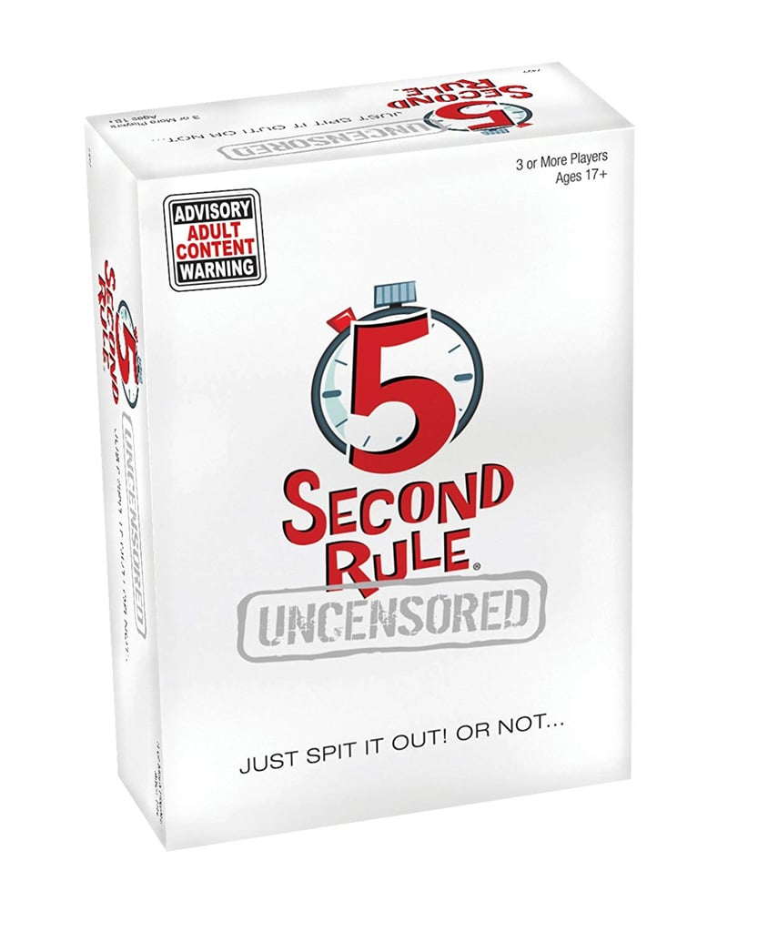 5 Second Rule: Uncensored