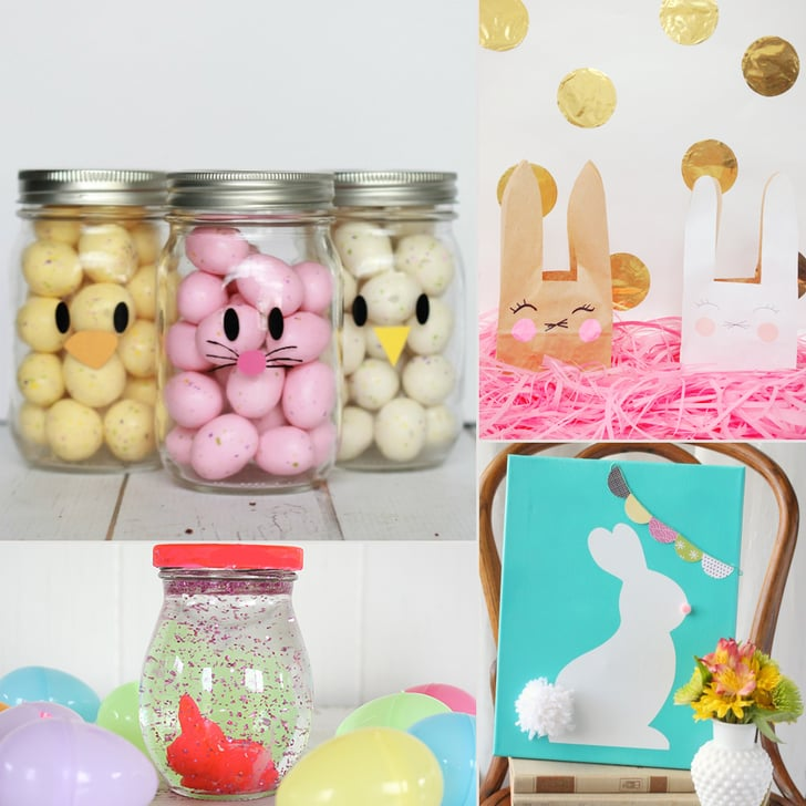 38 Eggs-traordinary Easter Crafts For Parents and Kids