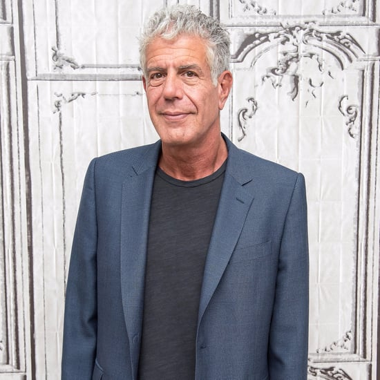 Anthony Bourdain Vows to Boycott Trump Restaurants