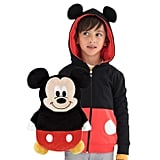 Cubcoats Mickey Mouse 2-in-1 Transforming Hoodie & Soft Plushie
