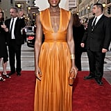 Lupita Nyong'o at the NAACP Image Awards