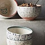 Leah Goren Cat Study Bowl