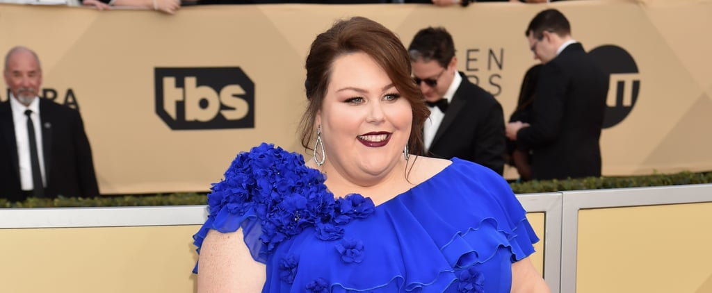 Chrissy Metz Loves to Walk the Red Carpet in These Heels, and They're Comfy as Heck