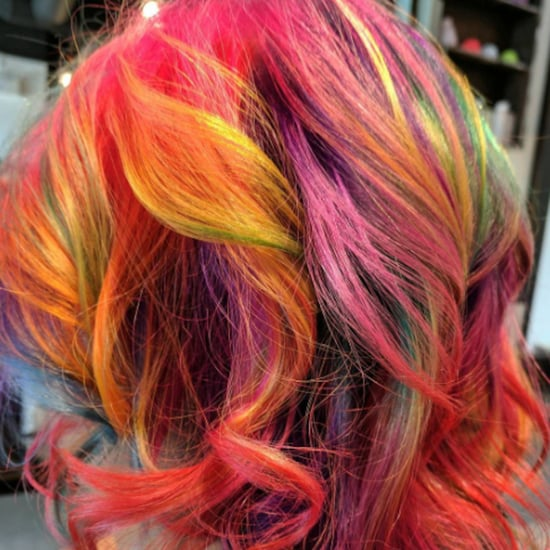 Fruity Pebbles Hair