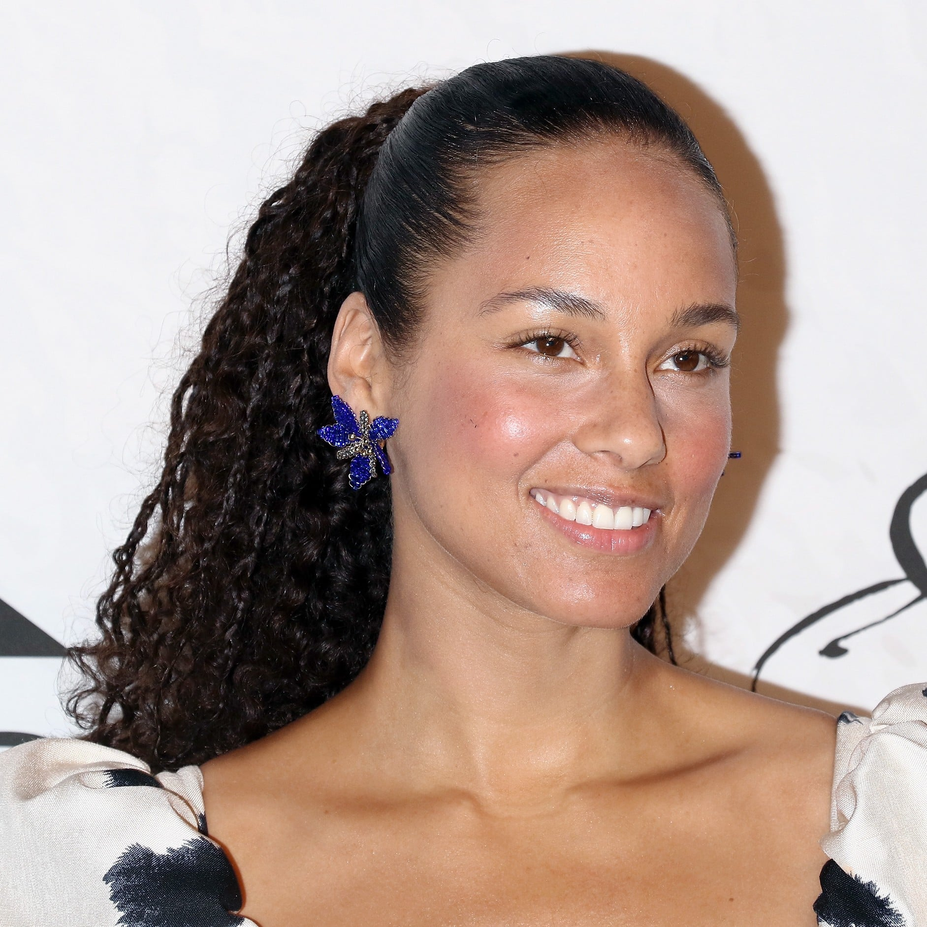Think, that Alicia keys hairstyles there something?