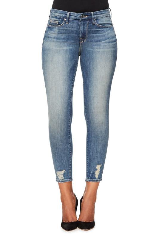Good Legs Crop BLUE010 ($169)