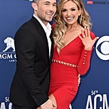 Pictured: Michael Ray and Carly Pearce