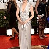 Kate Mara at the Golden Globes 2014