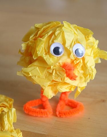 Lil Links: Create Some Homemade Easter Critters