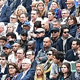 "When We Had to Play ""Where's Waldo?"" to Find Him at the French Open"