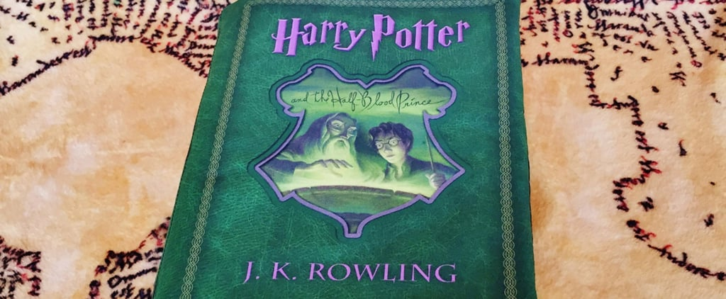 Harry Potter Book Pillows Will Make All Your Dreams Come True
