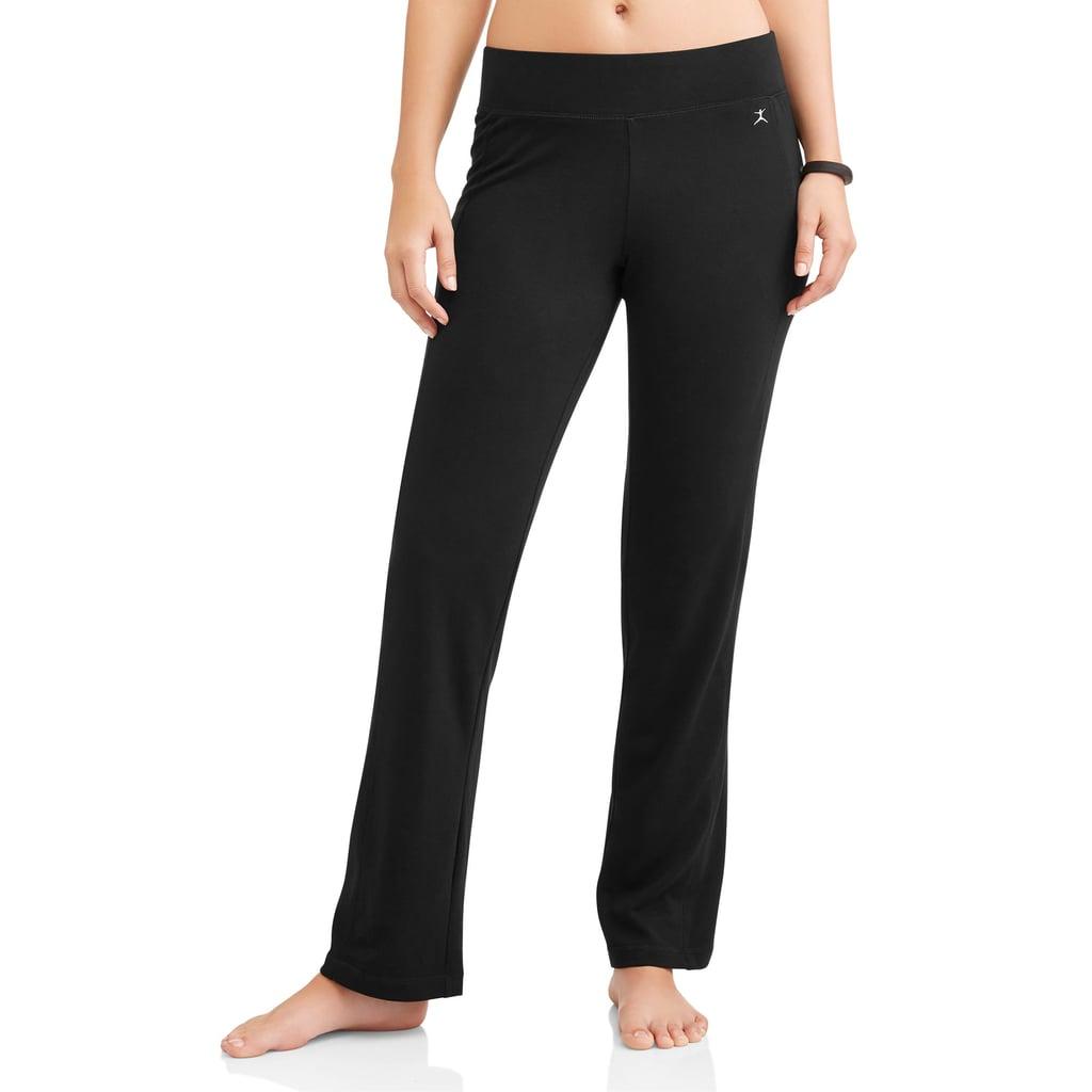 Danskin Athleisure Sleek Fit Crop Yoga Pants