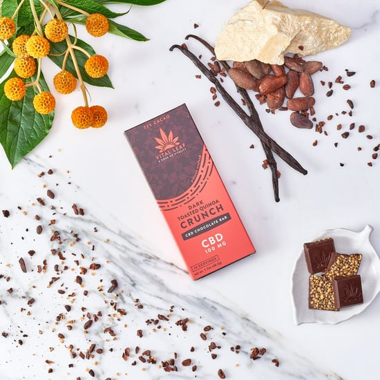 Vital Leaf CBD Chocolate Review