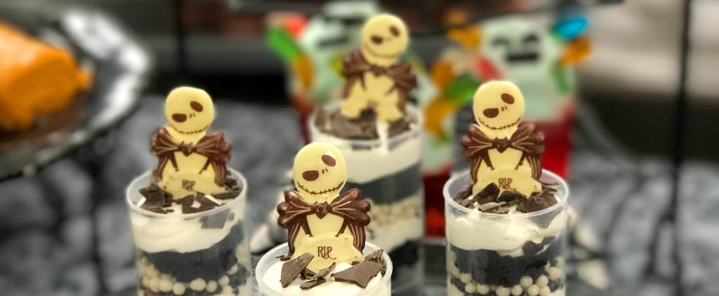 Walt Disney World Mickey's Not-So-Scary Halloween Food 2018