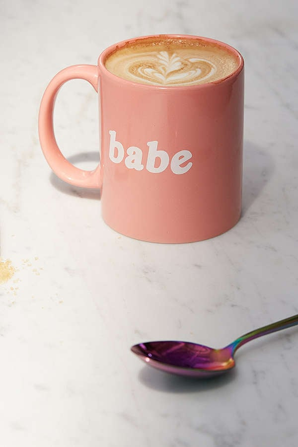 Urban Outiftters Babe Mug ($10)