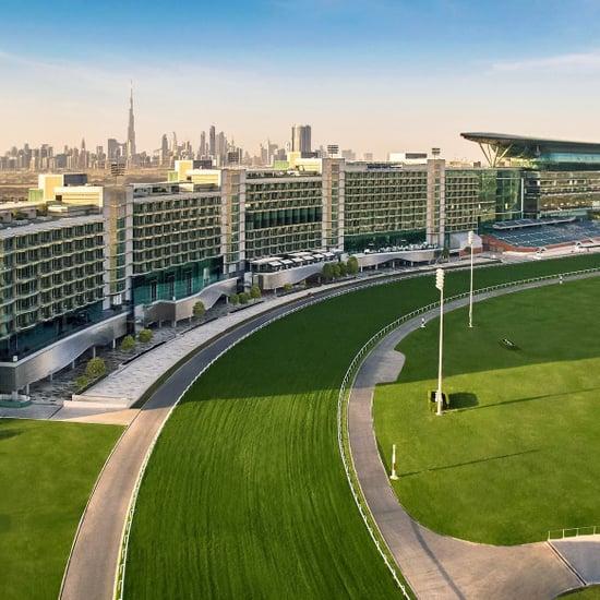 الحفل الموسيقي الرئيسي في كأس دبي العالمي 2018