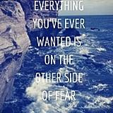 On Fear
