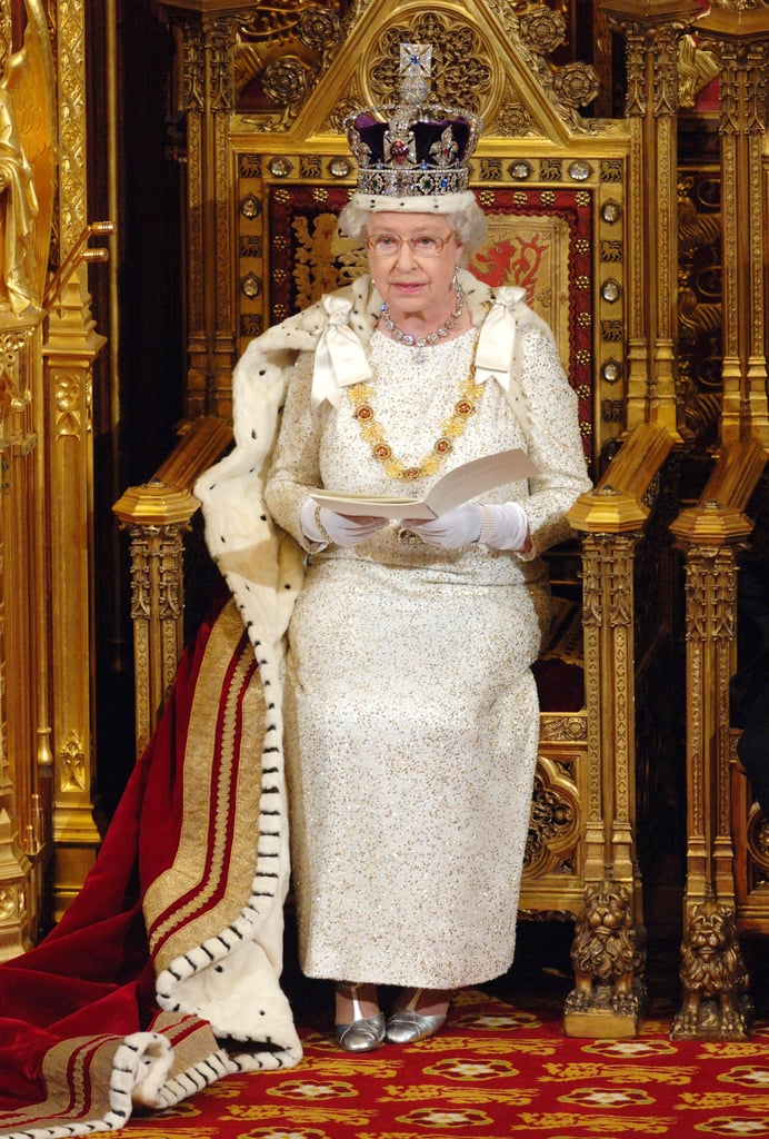 What Is Queen Elizabeth's Job?