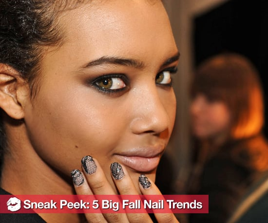 5 New Fall Nail Trends