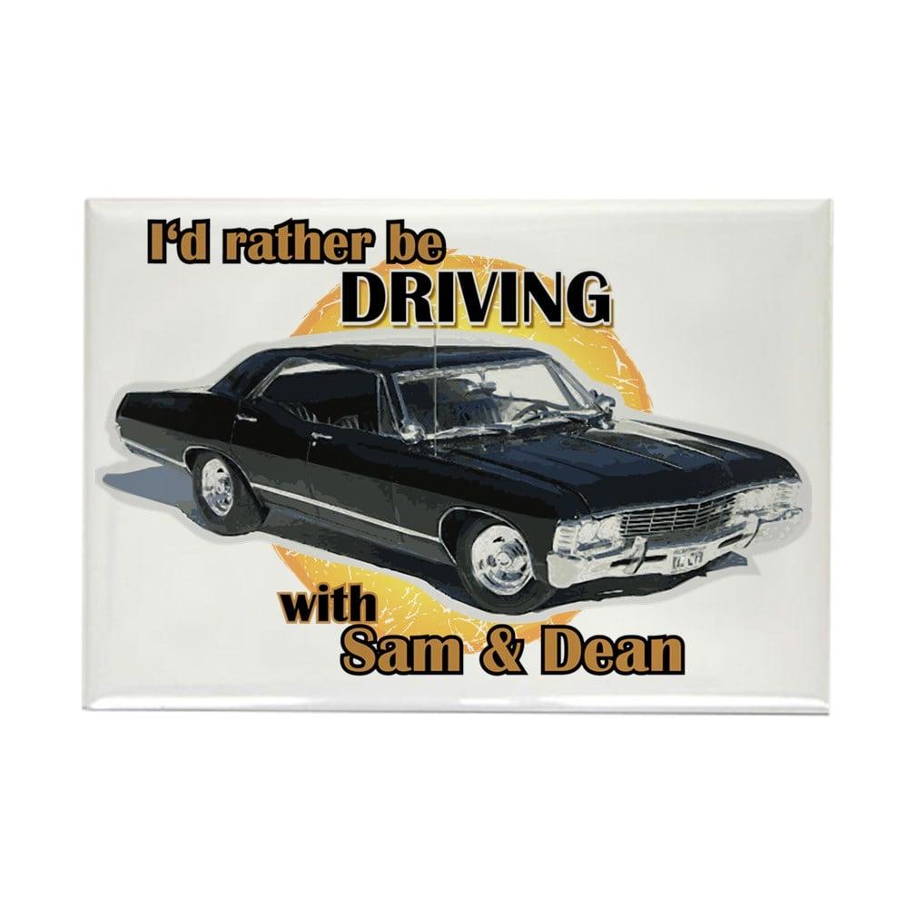 Impala Magnet ($5)