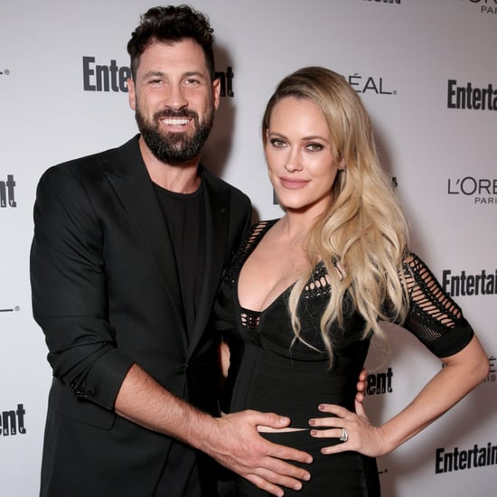 Maksim Chmerkovskiy Quotes About Peta Murgatroyd and His Son