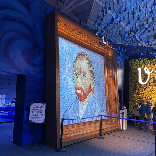 Grab Your Mat and Van Gogh to This Immersive Yoga Experience