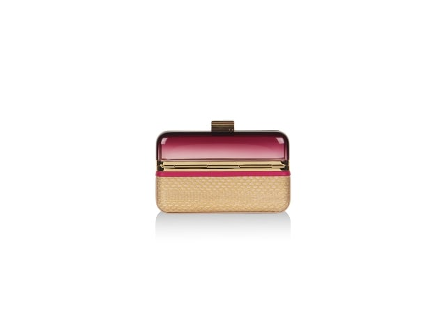 A clutch from Salvatore Ferragamo's Hollywood collection. Photo courtesy of Salvatore Ferragamo