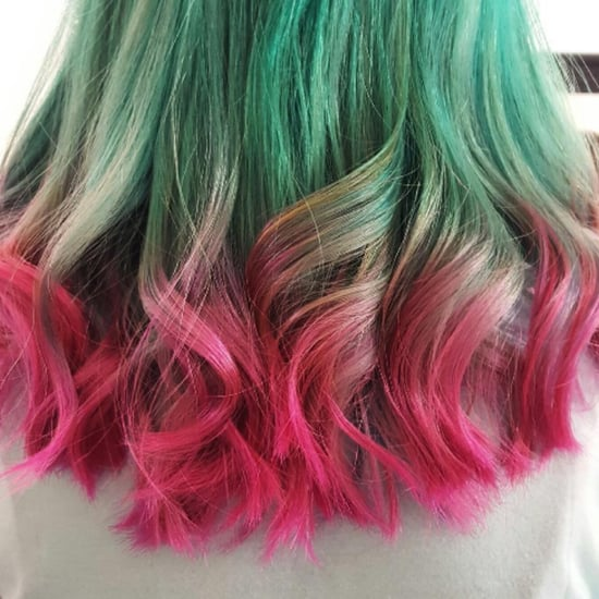 Watermelon Hair-Color Trend