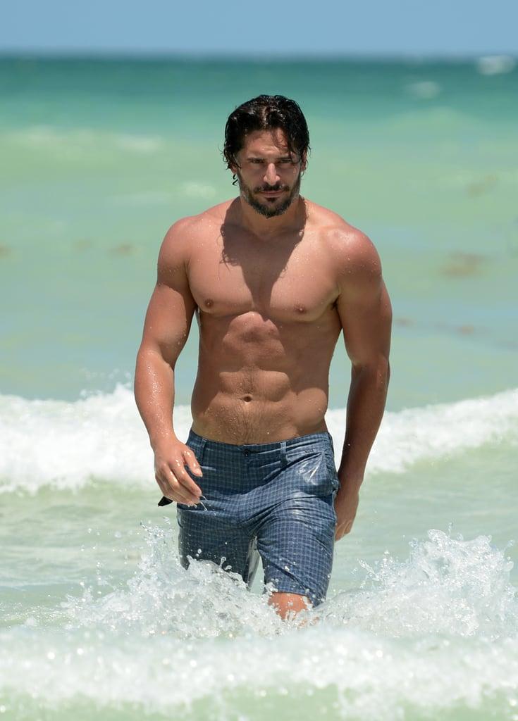 Joe Manganiello  Most In-Shape Male Celebrities  2012  Popsugar Fitness Photo 9-9694