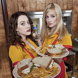 2 Broke Girls Picked Up For a Full Season