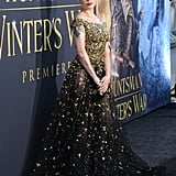 """Halsey at the 2016 Premiere of """"The Huntsman: Winter's War"""""""