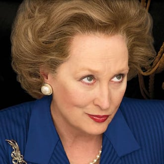 The Iron Lady DVD Release Date