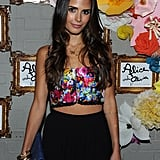 Jordana Brewster at an Alice + Olivia bash.