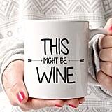 Wine-Lover Coffee Mug