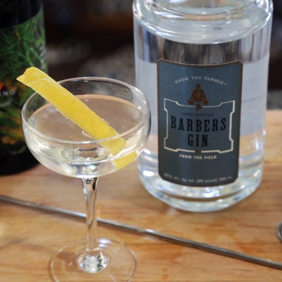 Wet Martini Recipe