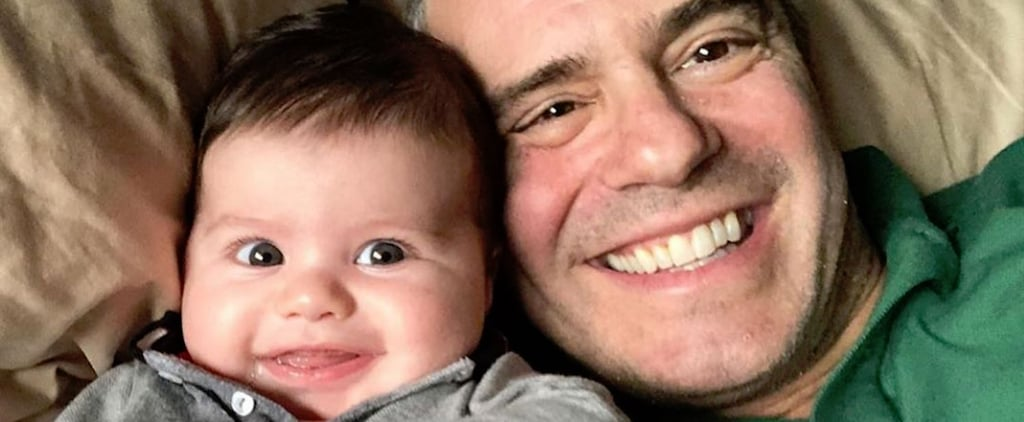 40+ Pictures of Andy Cohen's Adorable Baby Son, Benjamin