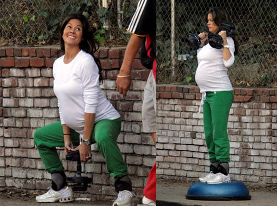 Brooke Burke is Baby Bound