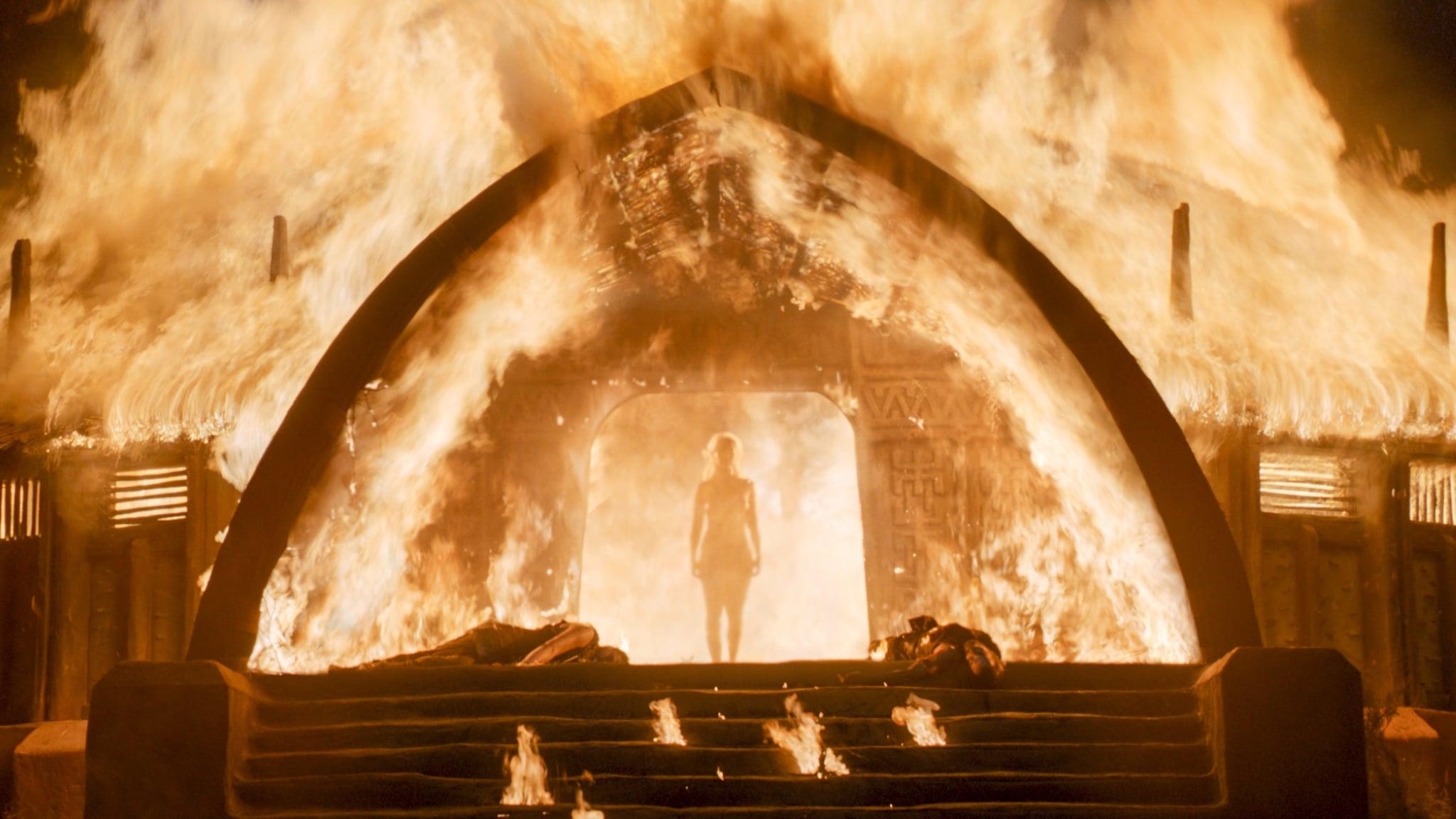 Emilia Clarke Game Of Thrones Body