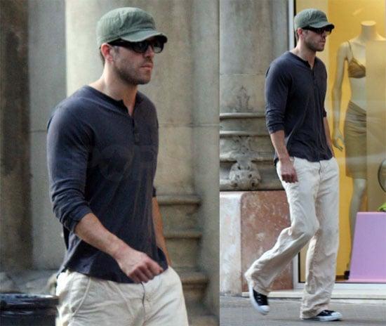 Photos of Ryan Reynolds in Spain