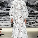 Puffy Sleeves on the Zimmermann Runway at New York Fashion Week